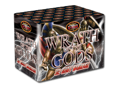 wrath of the gods
