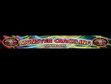 monster crackling sparklers